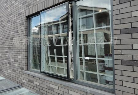 珠海厂家直销供应中空隔热隔音高档断桥铝合金门窗公司
