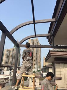 铝合金门窗工程案例